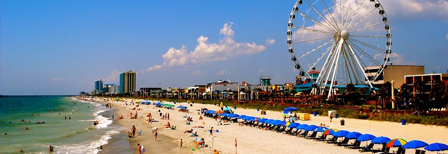 North Myrtle Beach Palmetto Coast Homes